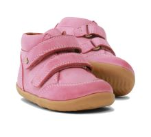 Bobux First Walkers Timber Boot Vintage Rose