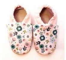Medico slippers Pink Flower