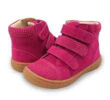 Livie & Luca Jamie High-Top Sneaker Magenta Sparkle