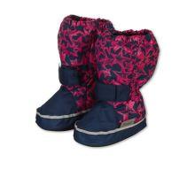 Sterntaler Baby shoe Magenta