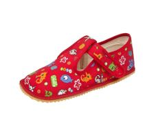 Beda slippers Red Fishes