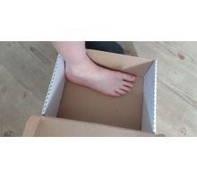 Ako zmerať deťom nohu?
