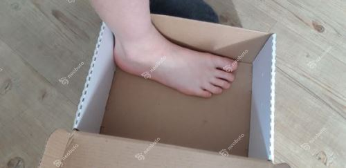 How to measure a children's foot?