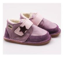 Tikki Shoes Baby Winter Purple Rock
