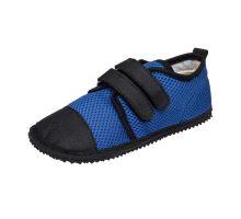 Beda BF Velcro Blue textiles