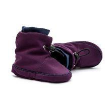 Liliputi Softshell boots - Plum