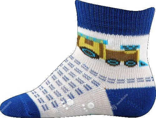 Protišmykové ponožky Boma modrá