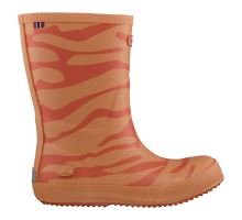 Viking Rainboot Indie Zebra Coral