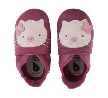 Bobux Kitten Dark Pink
