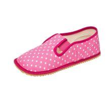 Béda papučky Pink Dots gum