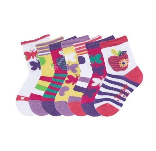 Ponožky Sterntaler - weiss