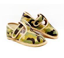 Beda slippers slim Army
